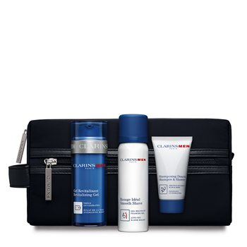 Get the perfect gift for Dad this Father's Day with Clarins.....