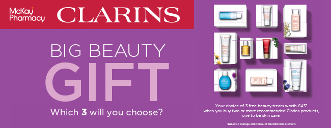 clarins big beauty gift 17 email
