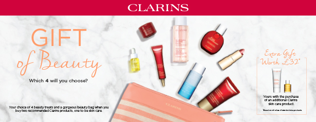 clarins gob offer email 650x252