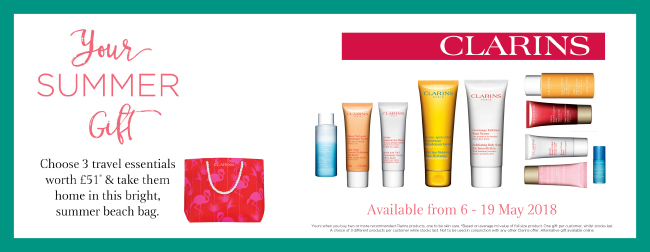clarins nsto email