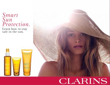 Clarins Sun Care