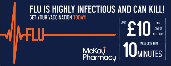 flu message email 650x252