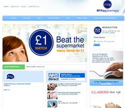 McKay Pharmacy Launch New Website