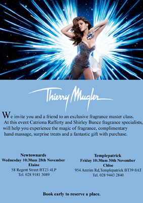 Thierry Mugler Experience