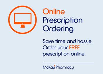 Online Prescription Ordering
