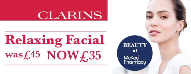 Clarins Facial  Offer