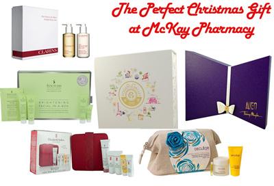Christmas Gift Ideas at McKay Pharmacy